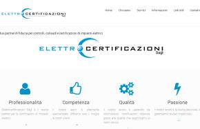 elettrocertificazioni